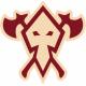 Наліпка DemSokyra logo